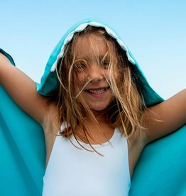 Little champions Swim cape de bain Requin bleu