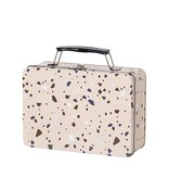 Fermliving Petite valise / lunchbox Terrazzo