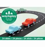waytoplay Autoroute 24 pièces Waytoplay