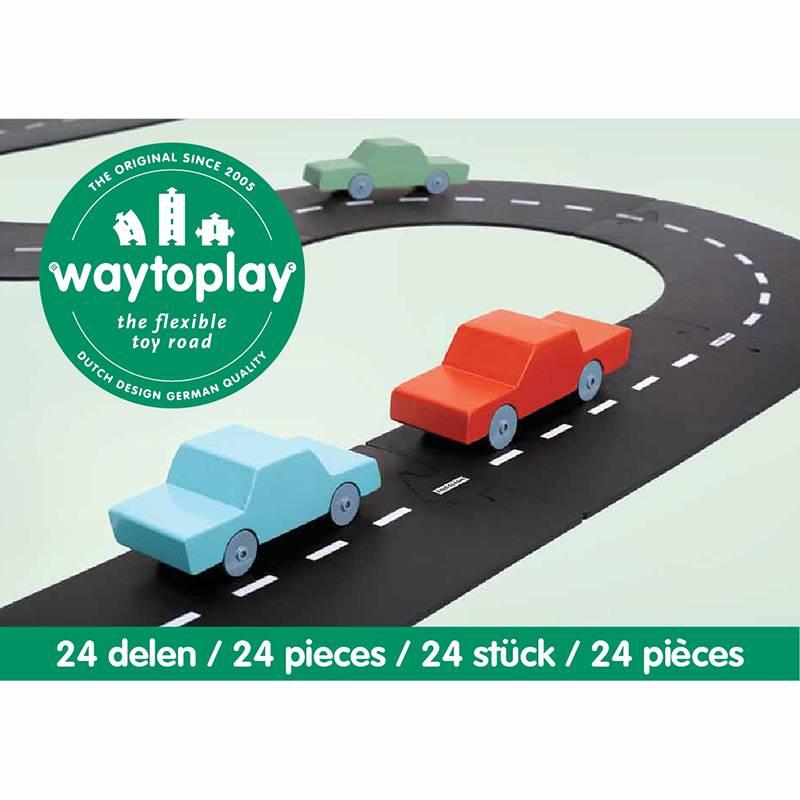waytoplay Autoroute 24-delig Waytoplay