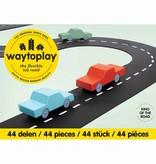 waytoplay Roi de la route 44 pièces Waytoplay