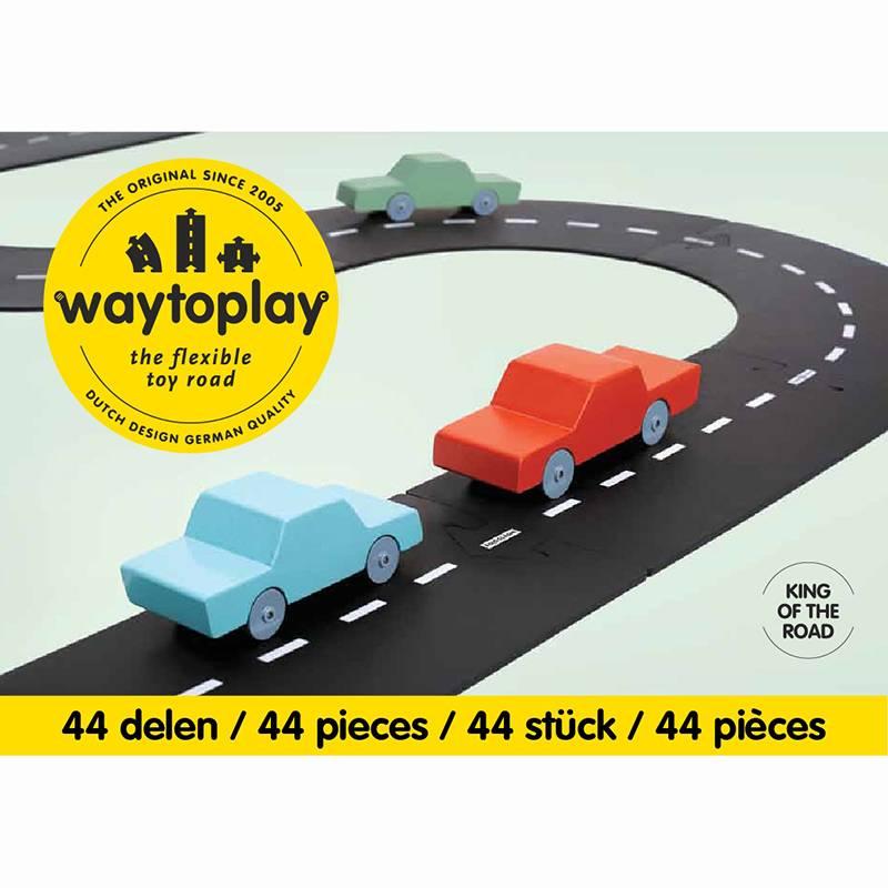 waytoplay Koning van de weg 40-delig Waytoplay