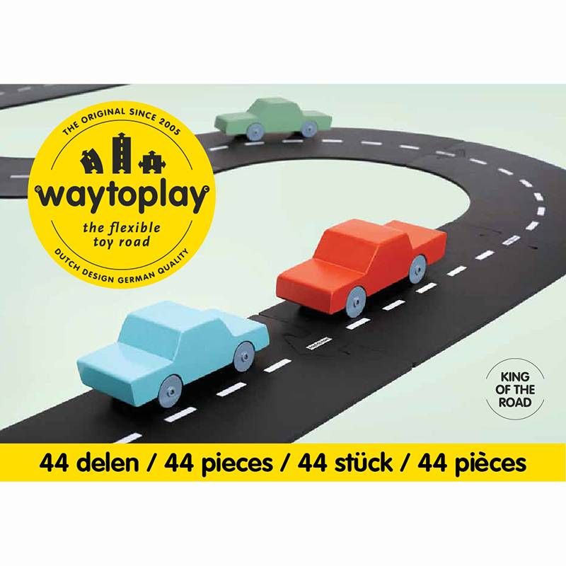 waytoplay Koning van de weg 44-delig Waytoplay