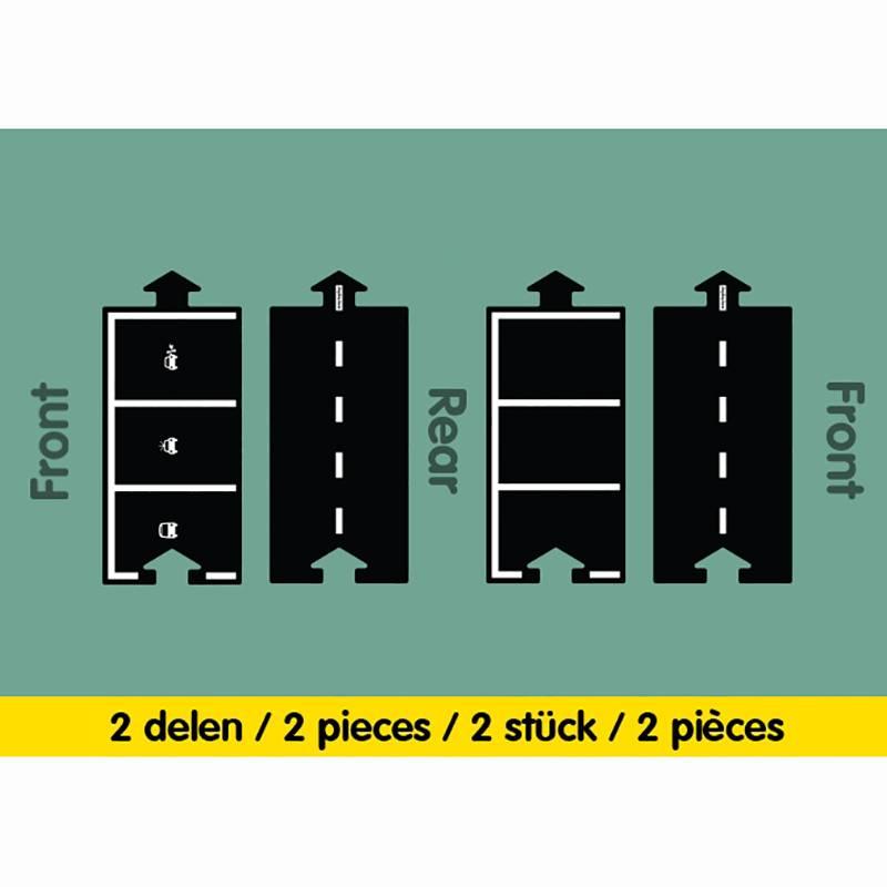 waytoplay Parking uitbreidingsset 2 stuks