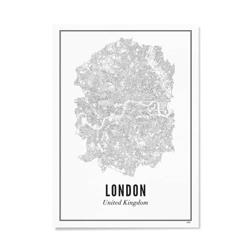 Wijck Stad Londen