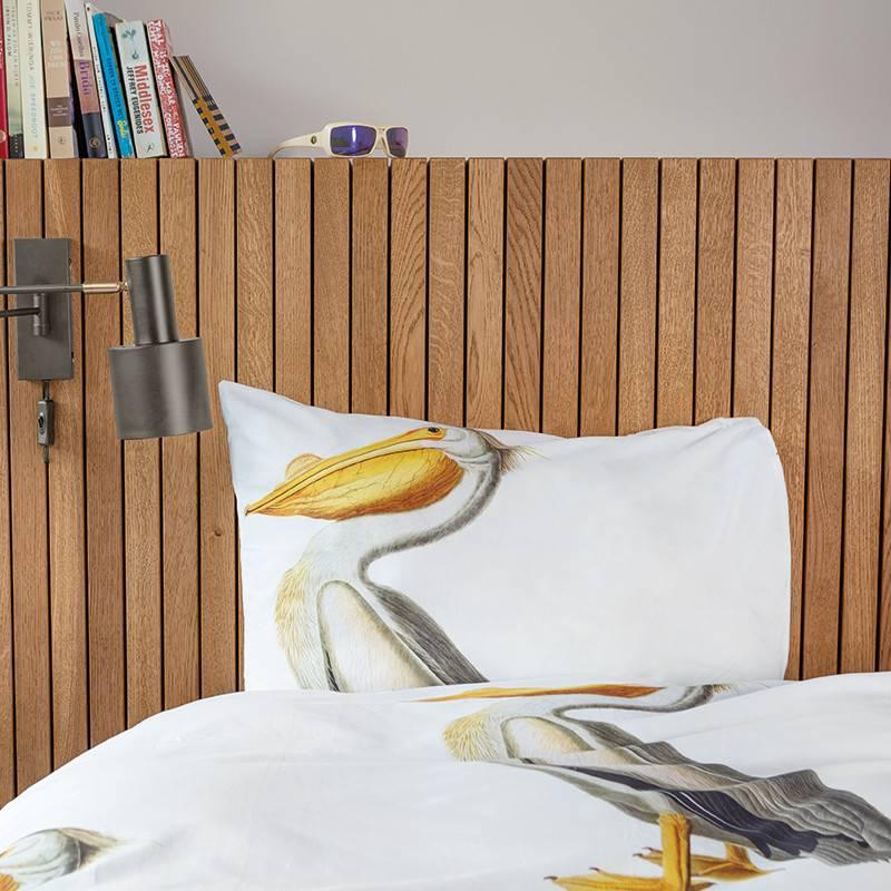 SNURK beddengoed Pelican dekbedovertrek 1p