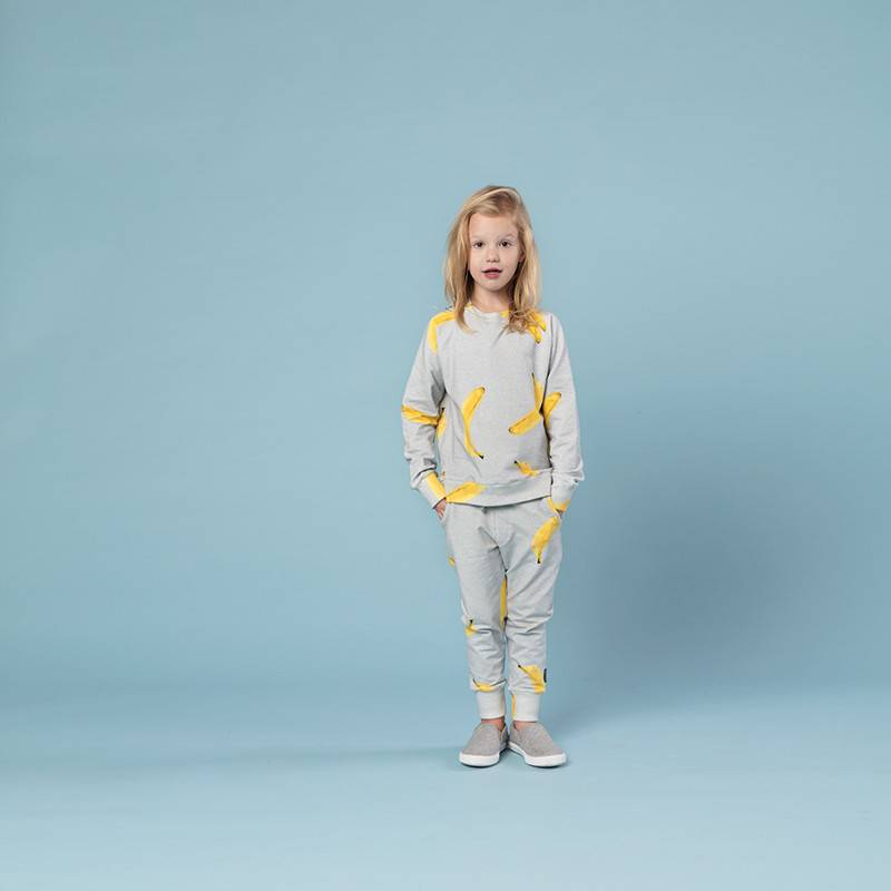 SNURK beddengoed Homewear Banana