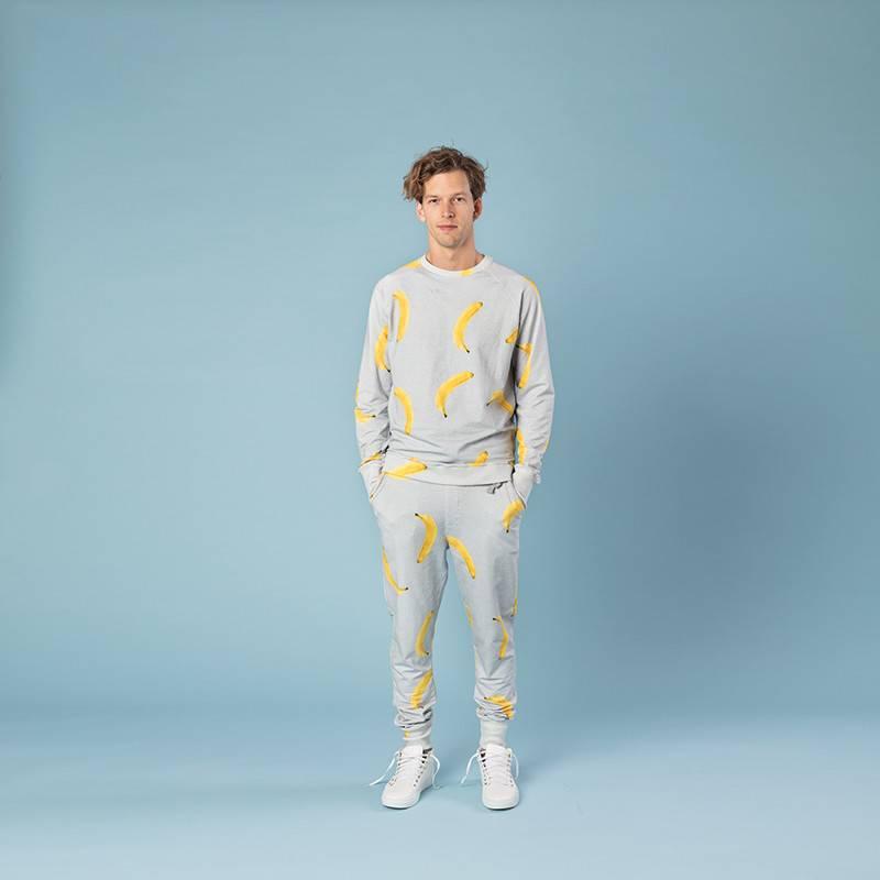 SNURK beddengoed Homewear Banana taille 140