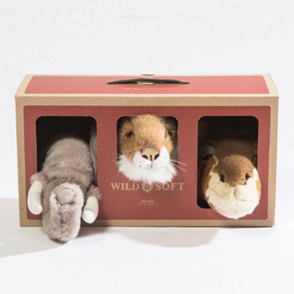Wild&Soft Giftbox jachttroffee