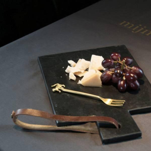 Zusss Planche à pain marbre