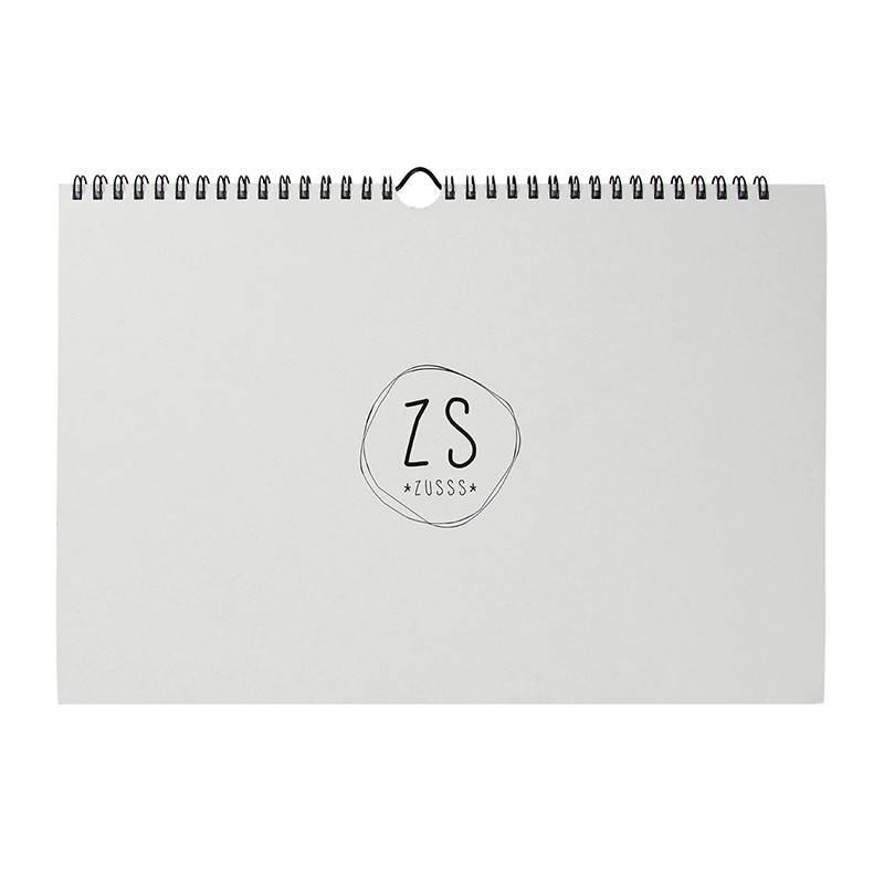 Zusss Calendrier famille 2019