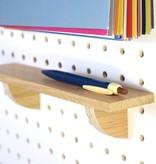 Block Pegboard Legplank Small