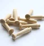Block Peg houten pinnen