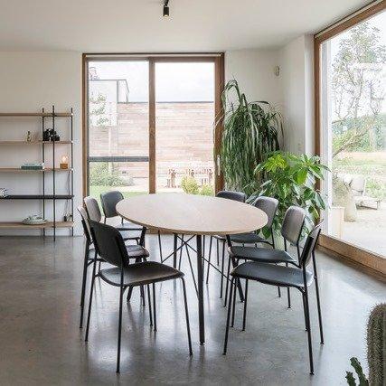 Opsmuk Table ovale