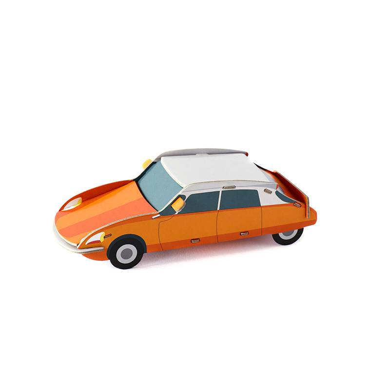 Studio Roof Cool classic oldtimer DS Palace 3D puzzel