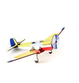 Studio Roof Cool classic avion Aiglon 3D puzzel