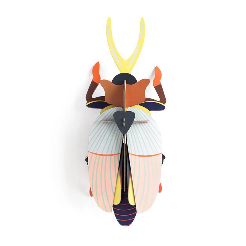 Studio Roof Rhinoceros dynastinae 3D puzzle
