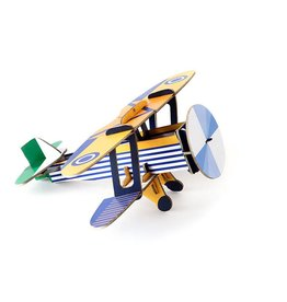 Studio Roof Cool classic avion Goshawk 3D puzzle