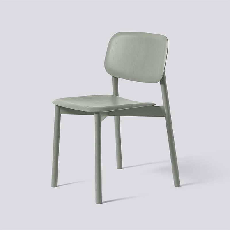 HAY Soft Edge 12 - Oak (wooden frame + seat)