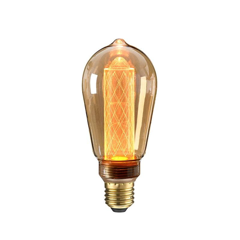 NUD Collection Ampoule Circus LED E27 amber