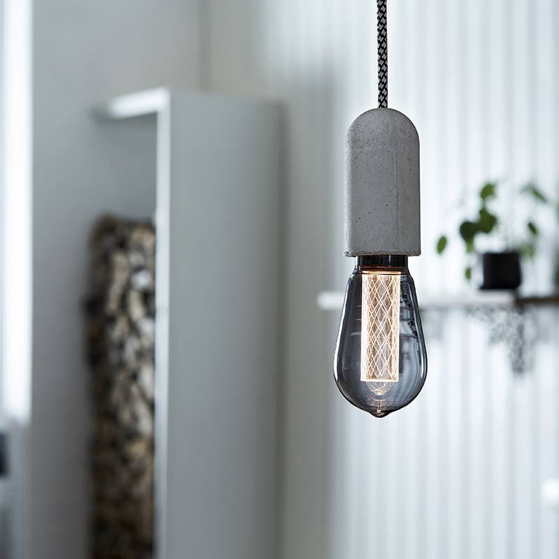 NUD Collection Circus lamp LED E27 zwart