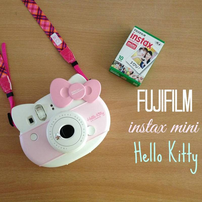 Instax Instax Mini 8 Hello Kitty Kit
