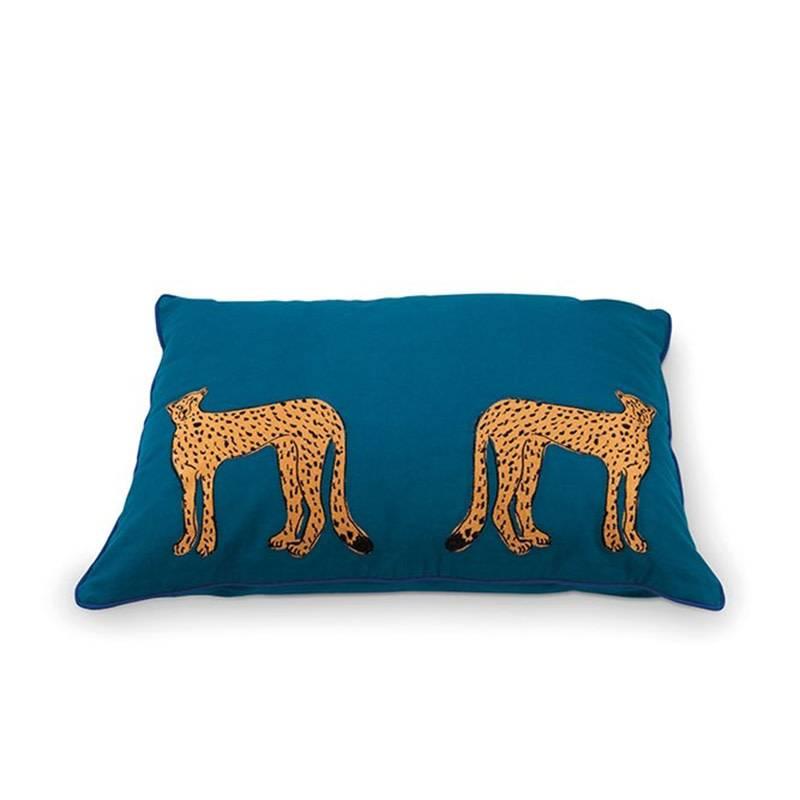 Fabienne Chapot Kussen Cheetah 50x70cm