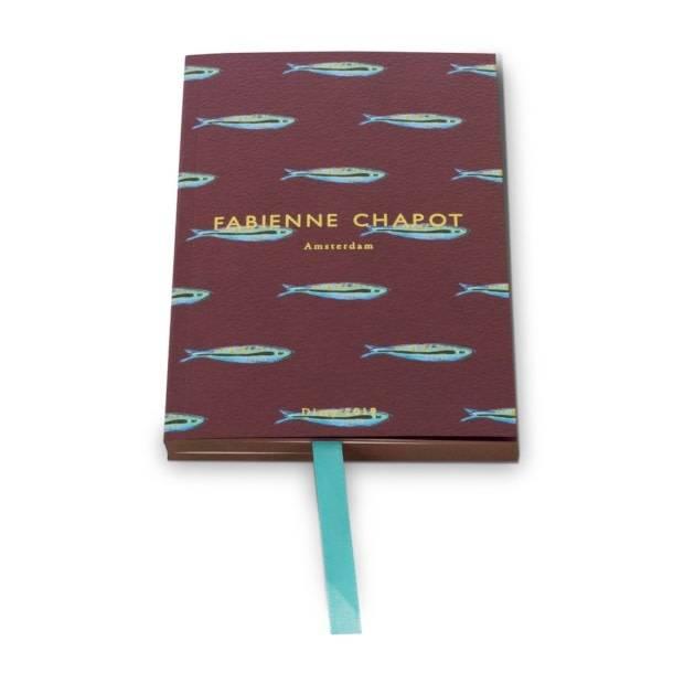 Fabienne Chapot Journale A6 internationale