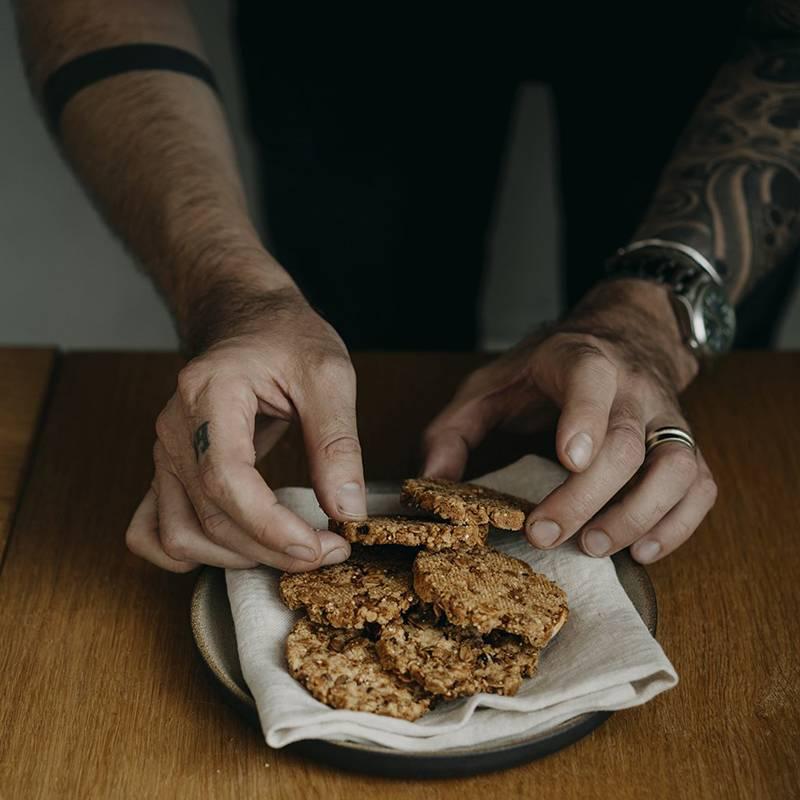 La Favo Granola Quinoa aux noix et baies d'argousier
