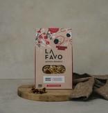 La Favo Granola Quinoa Gepofte Quinoa & Bessen by Sergio Herman