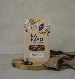 La Favo Chocolade & Hazelnoten Granola Quinoa
