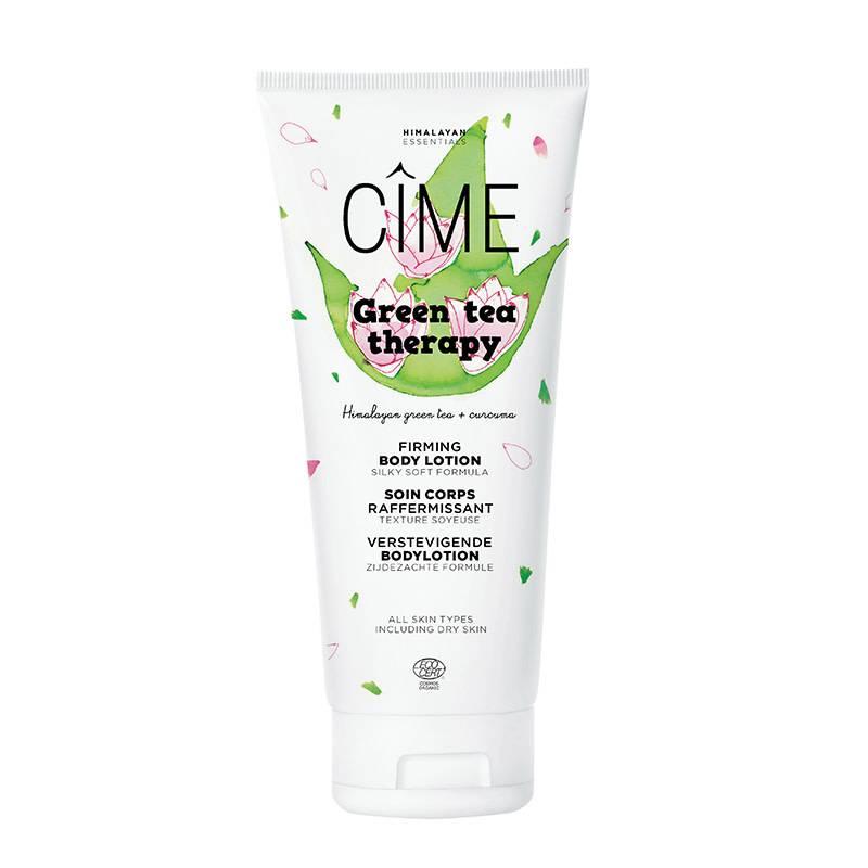 Cîme Green tea Therapy - Verstevigende bodylotion