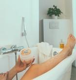 Cîme Magnificent Mandarine - Exfoliant corps & Sel de bains