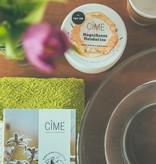 Cîme Magnificent Mandarine - Bodyscrub & badzout