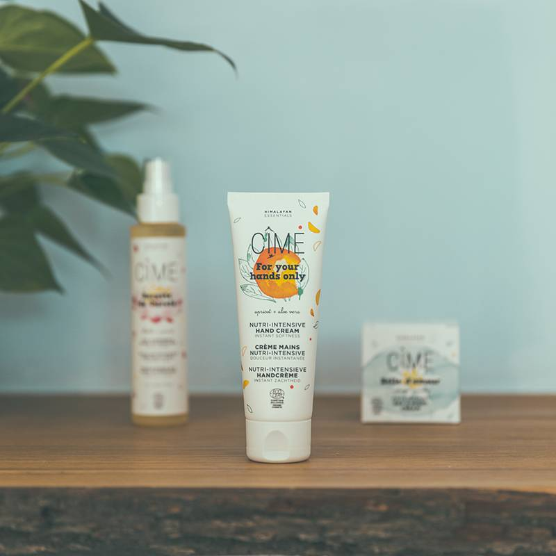 Cîme For your hands only - Nutri-intensieve handcrème