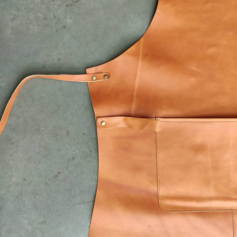 Other brands Tablier en cuir