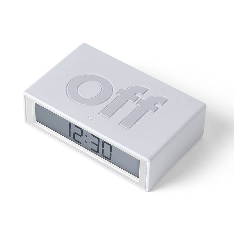 Lexon Flip clock réveil- Lexon