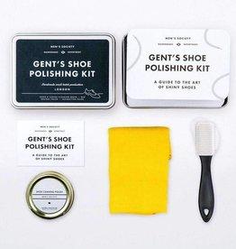 Men's Society Gent's Shoe Polishing Kit EOL