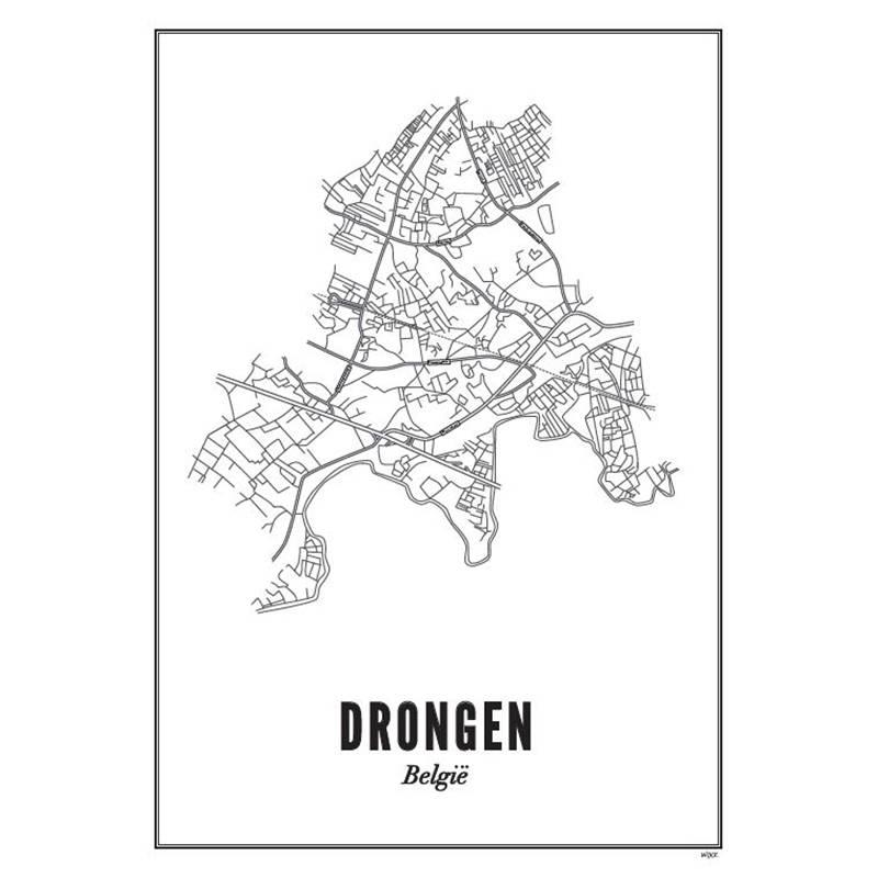 Wijck Ville de Drongen