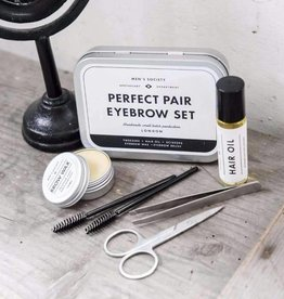 Men's Society Perfect Pair Eyebrow Set