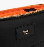 Wouf Pochette pour ordinateur portable Black Bomber - Wouf