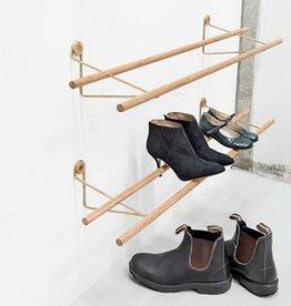 We Do Wood Etagère à chaussures