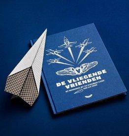 Stratier Vriendenboek 'De vliegende vrienden'