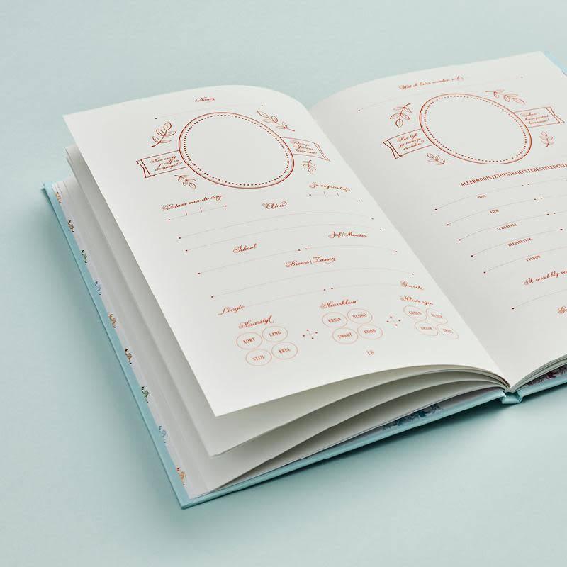Stratier Livre d'amis 'Mijn allerliefste vriendinnen boek'