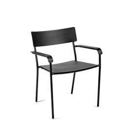 Serax August chaise avec accoudoirs