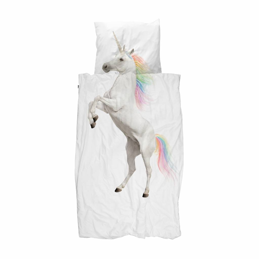 SNURK beddengoed Unicorn Housse de couette