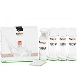 Protexx Kit de démarrage Protexx Textile 5 / 7zits - 3 ans de service