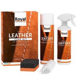 Protexx Kit d'entretien cuir Cuir brossé