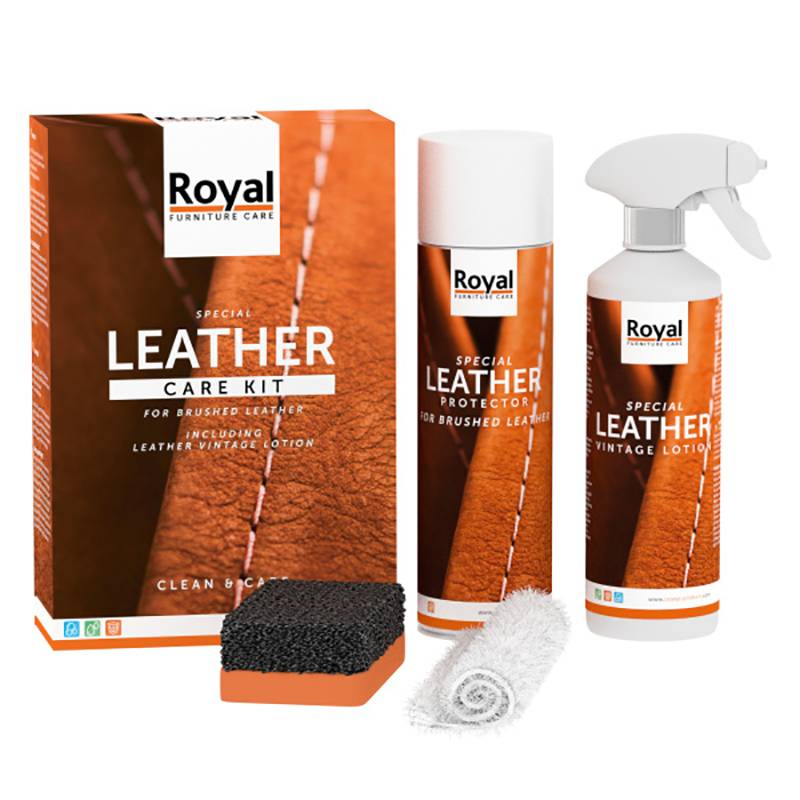 Other brands Leather care kit Brushed Leather
