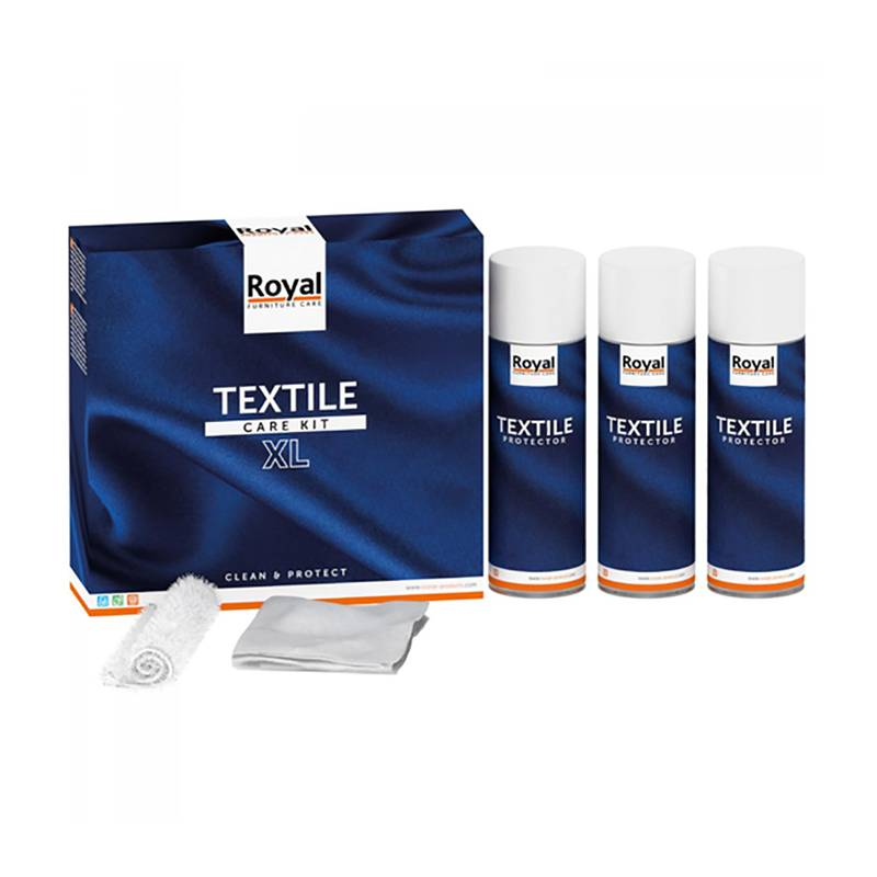 Protexx Textiel protector set XL  5/7zit (care kit)